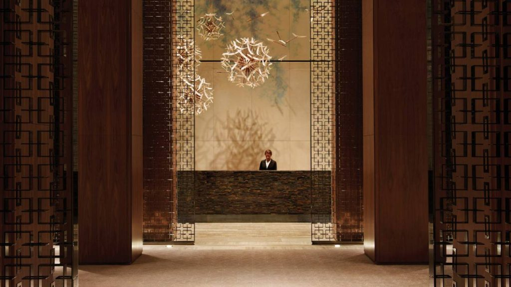 Four Seasons Toronto Front Desk